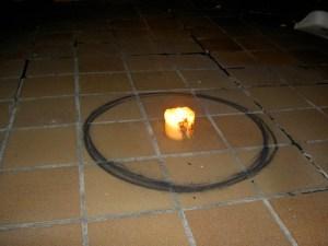 Mandala y luz. Sílvia Sanchez