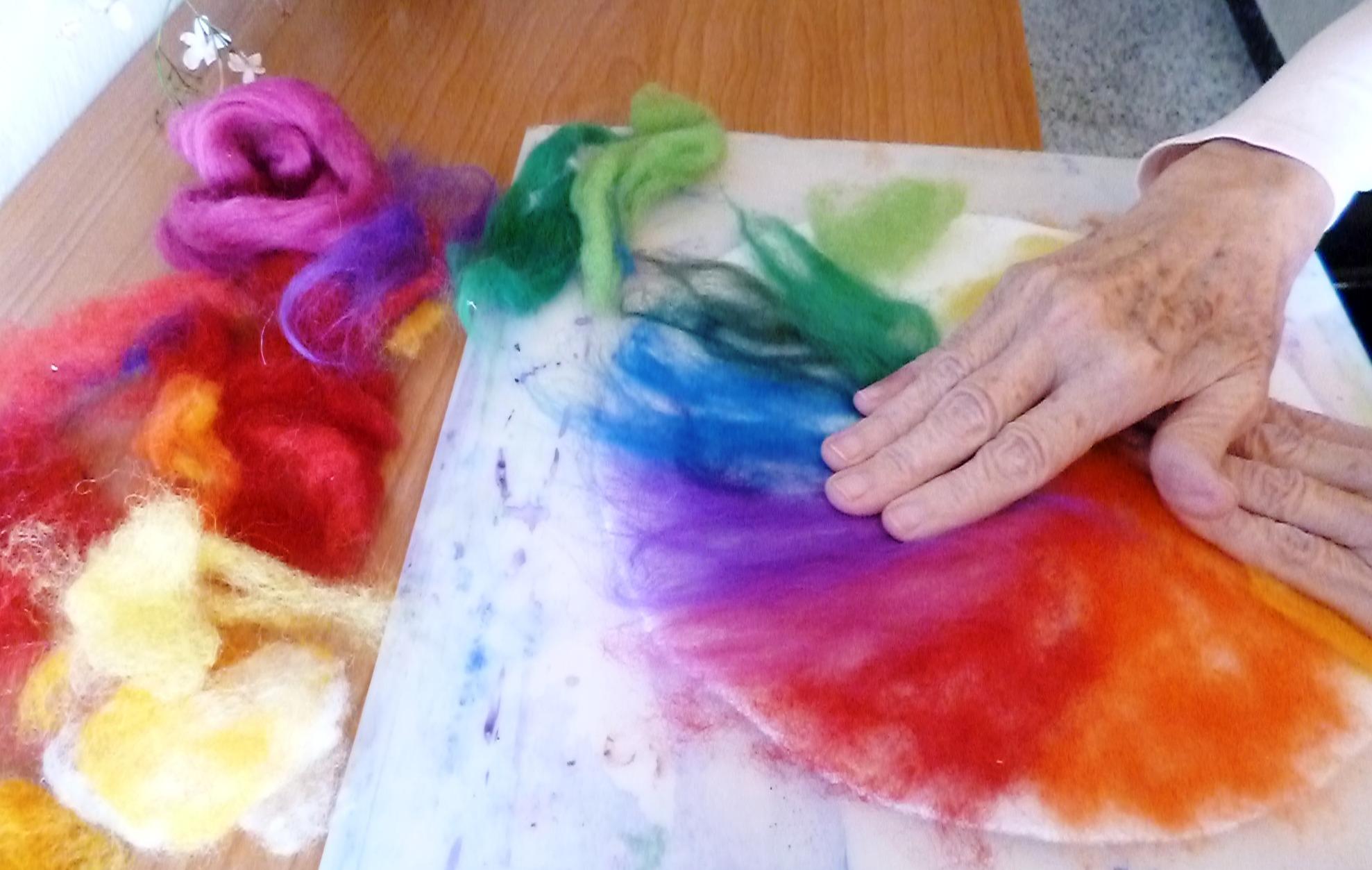 Blogger Psicologico - Adulto Mayor: Arte y Terapia